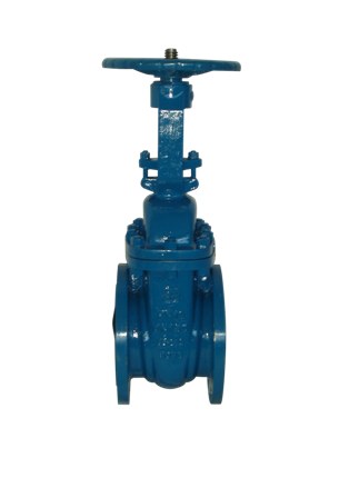 Valvotubi gate valve in cast steel, short body art.60