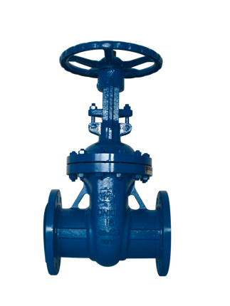 Valvotubi Ind. cast steel gate valves oval body PN 25 art.63