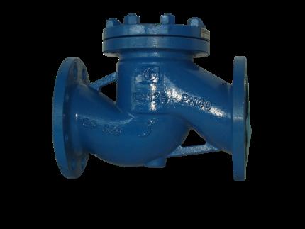 Valvotubi ind. globe check valves in cast steel