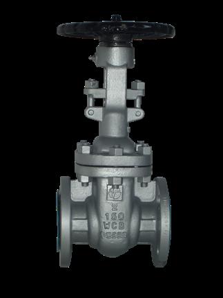 Valvotubi A216WCB gate valve class ANSI #300 art.1502