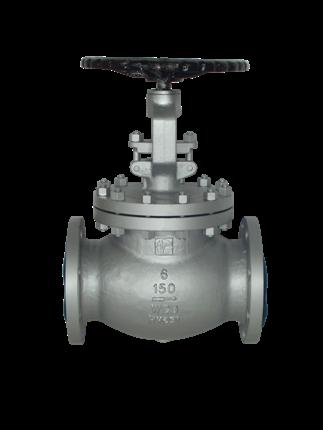 Valvotubi cast steel globe valves ANSI #600 art.1603