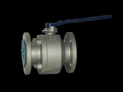 Valvotubi A216WCB floating ball valve ansi #300 art.20009