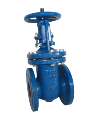 Valvotubi cast iron gate valve outside screw