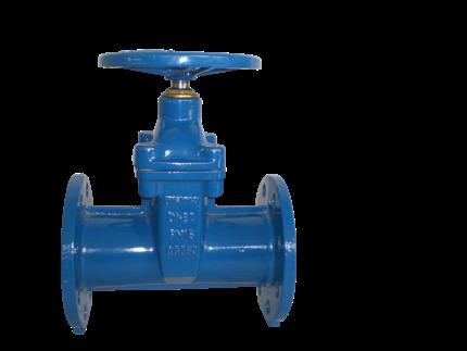 Valvotubi gate valve BS 5163 art.5163