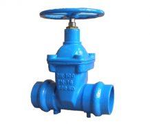 Valvotubi Ind. socket ends gate valve