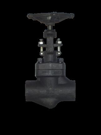 Valvotubi forged steel globe valve ANSI #800 art.1611