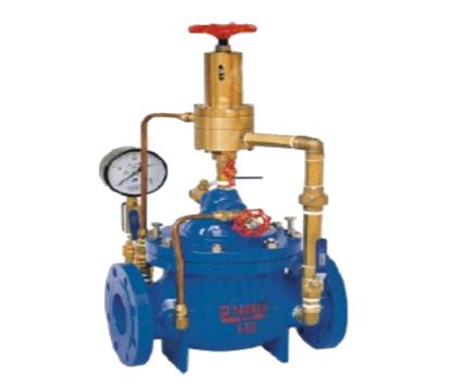 Valvotubi pressure discharge/sustain valve art.CV500X