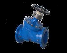 Valvotubi Ind. Balancing valves flanged PN 16